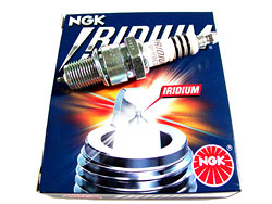 NGK Iridium IX Spark Plug BPR-8EIX Photo