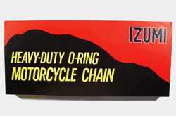 IZUMI Drive Chain - Super Duty 520  x 106 O - Ring Photo