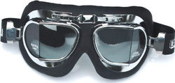 Classic Split Goggles - chrome Photo