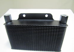 Oil Cooler Radiator Photo